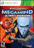 Megamind: Ultimate Showdown (Xbox 360)
