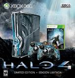 Microsoft Xbox 360 -- Halo 4 Limited Edition (Xbox 360)