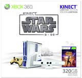 Microsoft Xbox 360 -- Limited Edition Kinect Star Wars Bundle (Xbox 360)