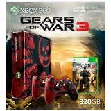 Microsoft Xbox 360 Gears of War 3 Limited Edition Console Bundle (Xbox 360)