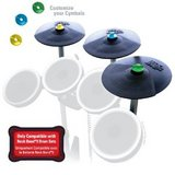 Rock Band 2 -- Triple Cymbal Expansion Kit (Xbox 360)