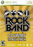 Rock Band: Country Track Pack (Xbox 360)