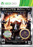 Saints Row IV -- National Treasure Edition (Xbox 360)