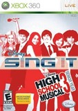 Sing It: High School Musical 3: Senior Year (Xbox 360)