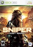 Sniper: Ghost Warrior (Xbox 360)