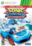 Sonic & All-Stars Racing: Transformed (Xbox 360)