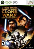 Star Wars: The Clone Wars: Republic Heroes (Xbox 360)