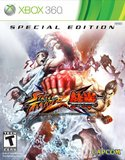 Street Fighter X Tekken -- Special Edition (Xbox 360)