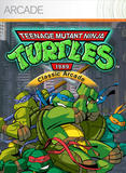 Teenage Mutant Ninja Turtles 1989 Classic Arcade (Xbox 360)