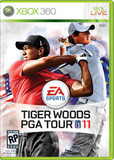 Tiger Woods PGA Tour 11 (Xbox 360)