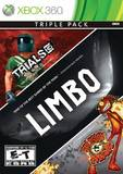 Triple Pack: Limbo, Trials HD, Splosion Man (Xbox 360)