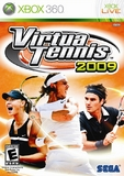 Virtua Tennis 2009 (Xbox 360)