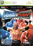 WWE SmackDown vs. RAW 2007 -- Special Edition (Xbox 360)