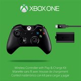 Controller -- Wireless with Play & Charge Kit (Xbox One)