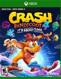 Crash Bandicoot 4 - It's about Time (Xbox One)