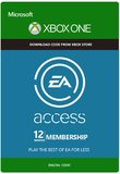 EA Access 12 Month Subscription Card/Code (Xbox One)