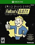 Fallout 4 -- Game of the Year Edition (Xbox One)