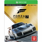 Forza Motorsport 7 -- Ultimate Edition (Xbox One)