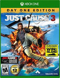 Just Cause 3 -- Day One Edition (Xbox One)