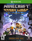Minecraft: Story Mode -- Season Pass Disc (Xbox One)