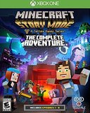 Minecraft: Story Mode -- The Complete Adventure (Xbox One)