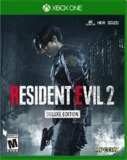 Resident Evil 2 -- Deluxe Edition (Xbox One)