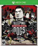 Sleeping Dogs -- Definitive Edition (Xbox One)