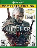 Witcher III: Wild Hunt, The -- Complete Edition (Xbox One)