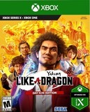 Yakuza: Like A Dragon (Xbox Series X)