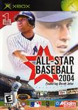 All-Star Baseball 2004 (Xbox)