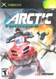Arctic Thunder -- Front Insert Only (Xbox)