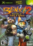 Blinx 2: Masters of Time & Space (Xbox)