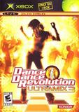 Dance Dance Revolution: Ultramix 3 (Xbox)