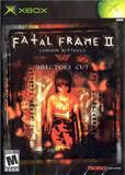 Fatal Frame II: Crimson Butterfly -- Director's Cut (Xbox)