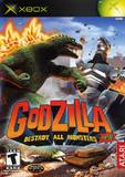 Godzilla: Destroy All Monsters Melee (Xbox)
