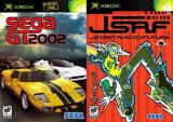 Jet Set Radio Future / Sega GT 2002 (Xbox)