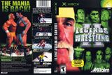 Legends of Wrestling II (Xbox)