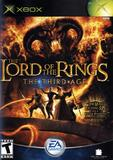 Lord of the Rings: The Third Age, The (Xbox)