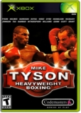MikeTyson Heavyweight Boxing (Xbox)
