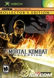 Mortal Kombat: Deception -- Kollector's Edition: Scorpion (Xbox)