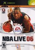 NBA Live 06 (Xbox)