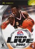 NBA Live 2002 (Xbox)