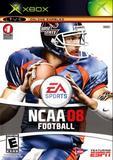 NCAA Football 08 (Xbox)