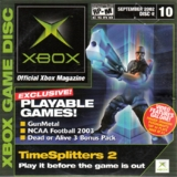 Official Xbox Magazine -- Demo Disc #10 (Xbox)