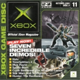 Official Xbox Magazine -- Demo Disc #11 (Xbox)