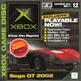 Official Xbox Magazine -- Demo Disc #12 (Xbox)