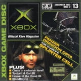 Official Xbox Magazine -- Demo Disc #13 (Xbox)