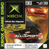 Official Xbox Magazine -- Demo Disc #33 (Xbox)