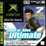 Official Xbox Magazine -- Demo Disc #38 (Xbox)