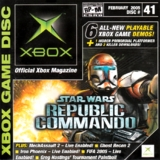 Official Xbox Magazine -- Demo Disc #41 (Xbox)